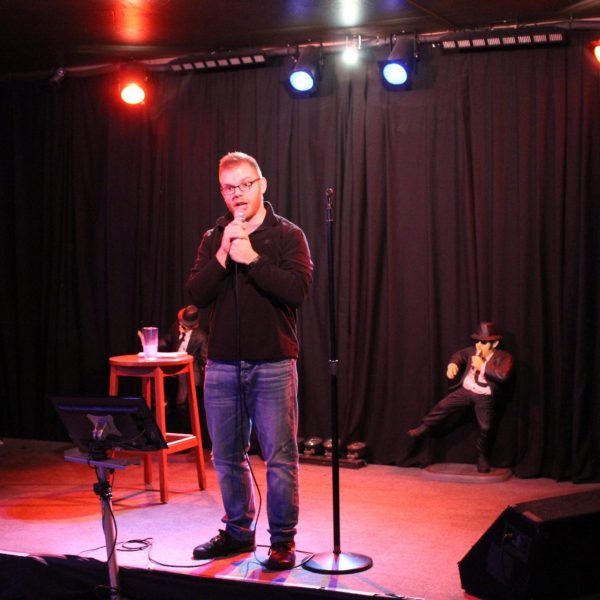 live comedy by dan kaufman